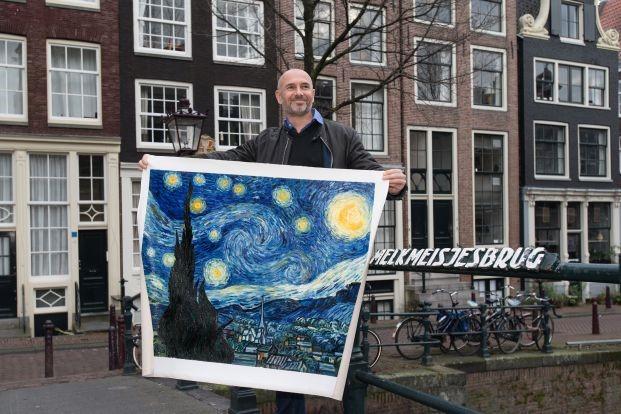 Van Gogh replica